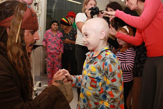 jhonny depp - Childrens Hospital Foundation